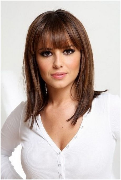 30 Women S Hairstyles With Bangs For Glamorous Look