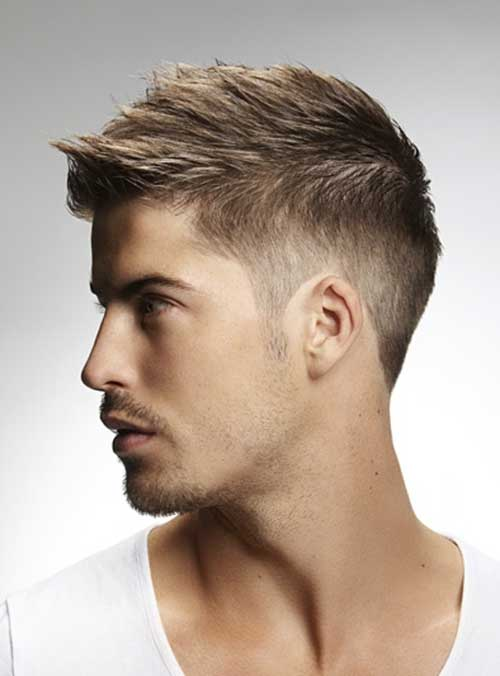 30 Short Hairstyles for Men - Be Cool And Classy - Haircuts ...