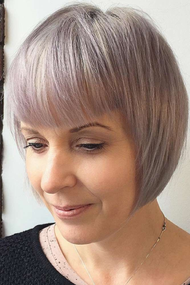 30 Easy Hairstyles for Women Over 50 - Haircuts & Hairstyles 2020