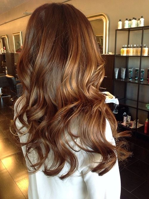Caramel Highlights