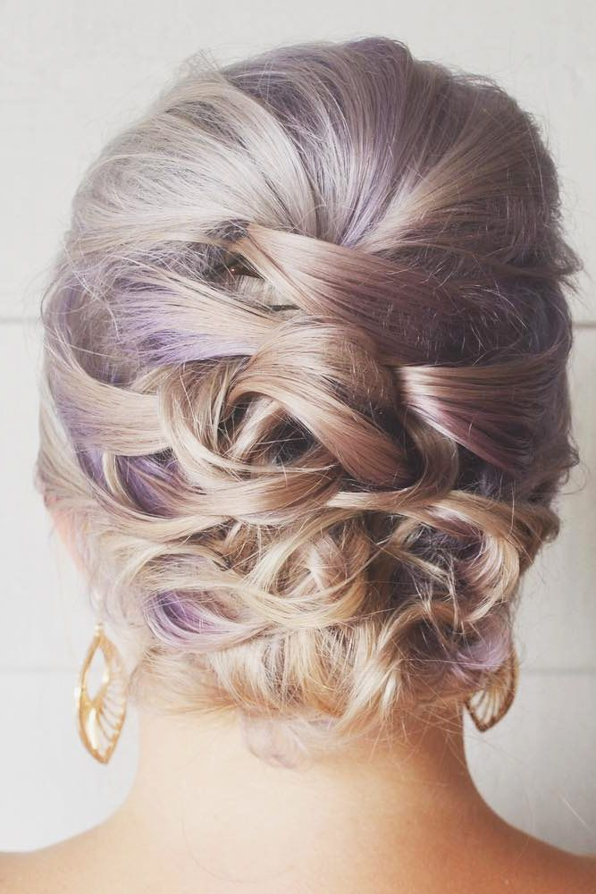 30 Updos For Short Hair To Make You Look Irresistible Haircuts