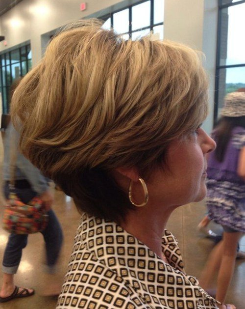 Bob Hairstyles for Women Over 50