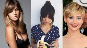 30+ Versatile Bang Haircuts For Medium Length Hairs