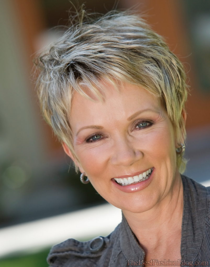 15 Best Hairstyles For Women Over 50 With Fine Hair - Haircuts ...