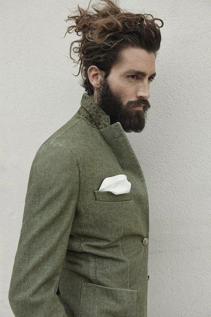 15 Ponytail Hairstyles For Men To Look Smart And Stylish Haircuts