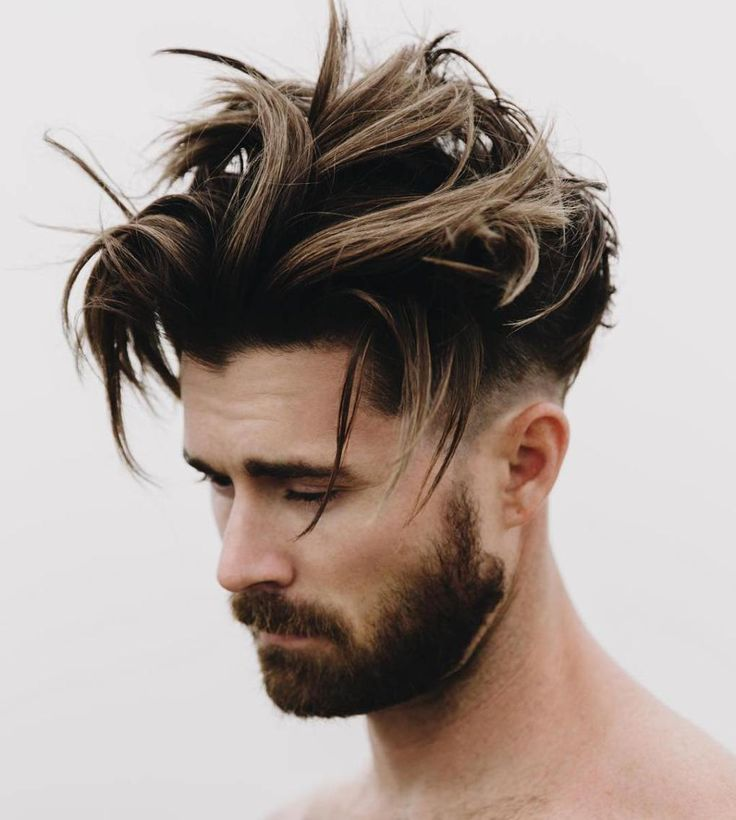 17 Medium Hairstyles for Men – Flaunt Your Dapper Personality ...