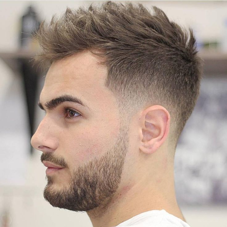 15 Men S Hairstyles For A Receding Hairline Haircuts