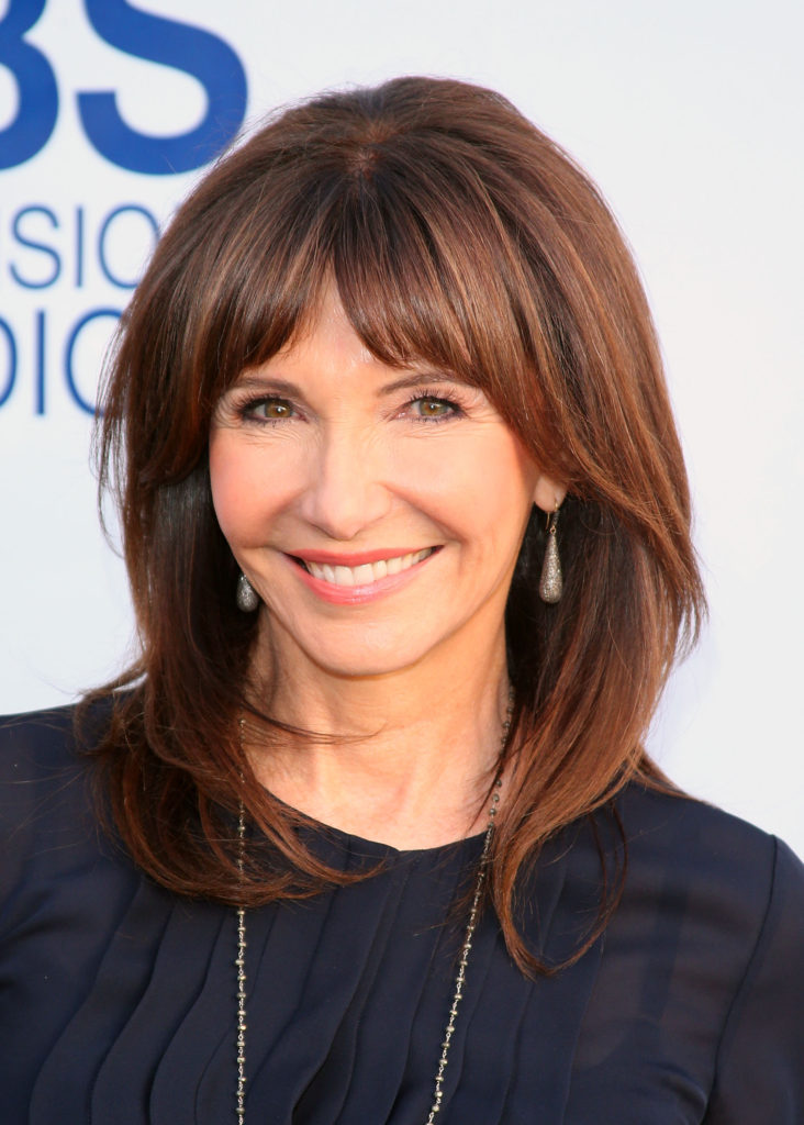 15 Hairstyles For Women Over 50 With Bangs Haircuts Hairstyles