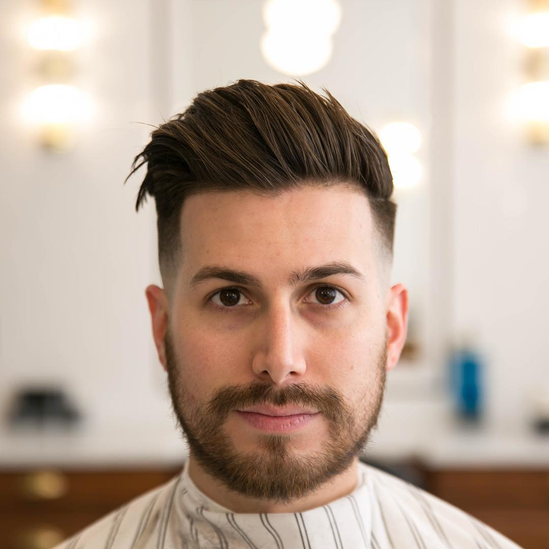 18 Men's Hairstyles For 2018 To Look Debonair - Haircuts ...