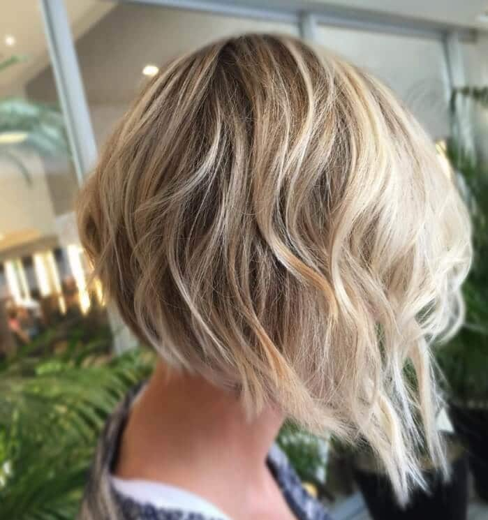 Inverted Bob with Waves