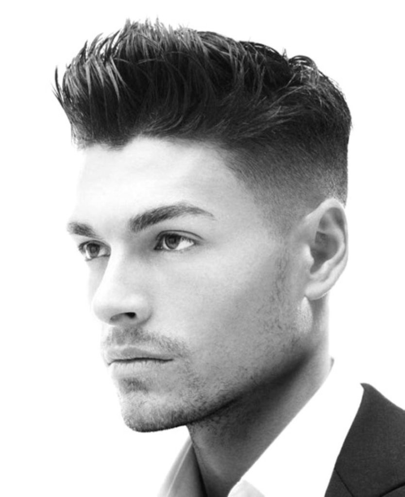18 Men S Fade Hairstyles Look Wonderful And Well Groomed