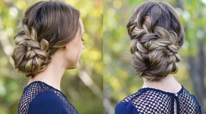 Homecoming Hairstyles for Long Hair