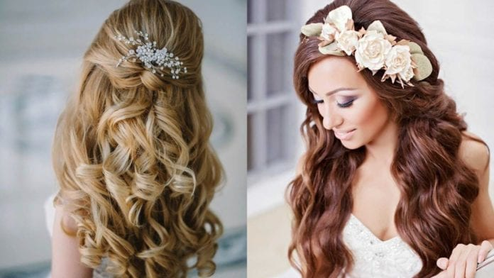 18 Creative And Unique Wedding Hairstyles For Long Hair: 15 Summer Wedding Hairstyles For Women To Look Hot