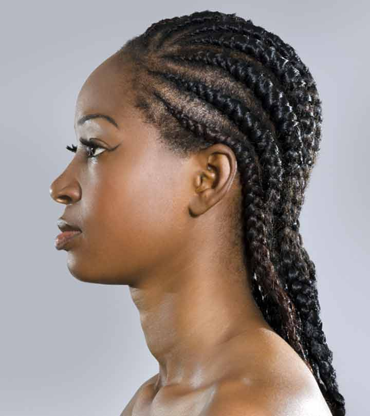 19 Cornrows Hairstyles For Women To Look Bodacious