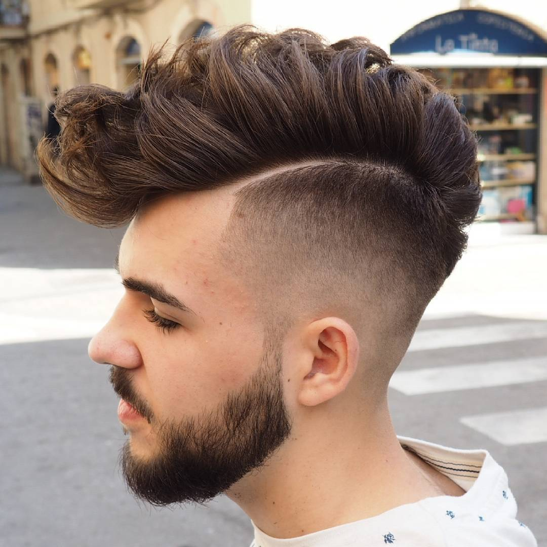 15 Mohawk Hairstyles For Men To Look Suave Haircuts