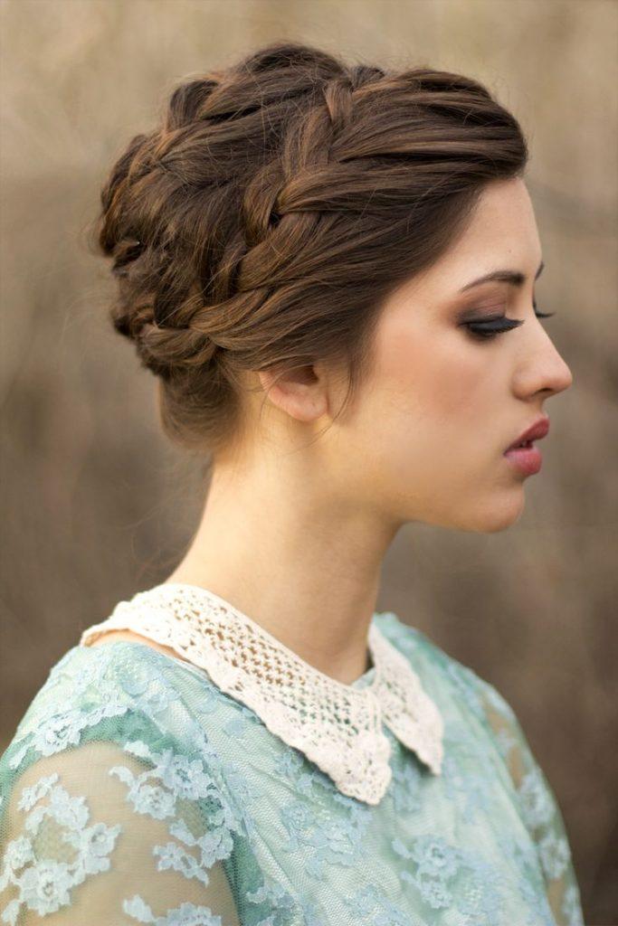 Victorian Era Hairdo