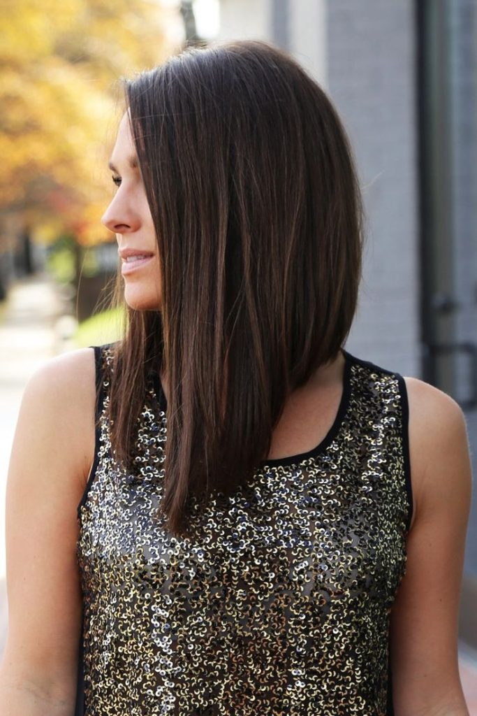 15 Angled Bob Hairstyles That Are Trending Right Now - Haircuts & Hairstyles 2018