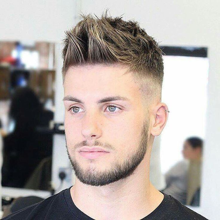 15 Mohawk Hairstyles for Men To Look Suave - Haircuts & Hairstyles 2019