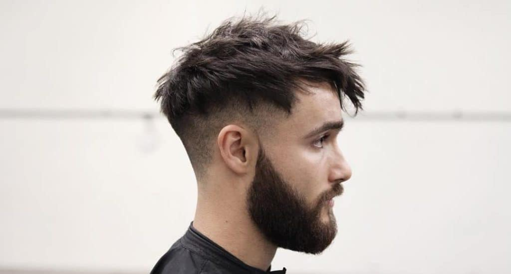 16 Men S Messy Hairstyles For Spiffy Look Haircuts Hairstyles 2019