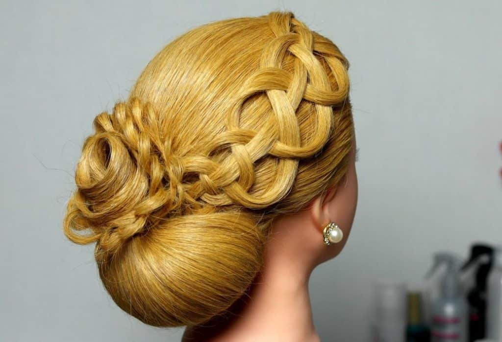 Prom Hairstyles 2019: 15 Prom Updos Hairstyles For Long Hair Women