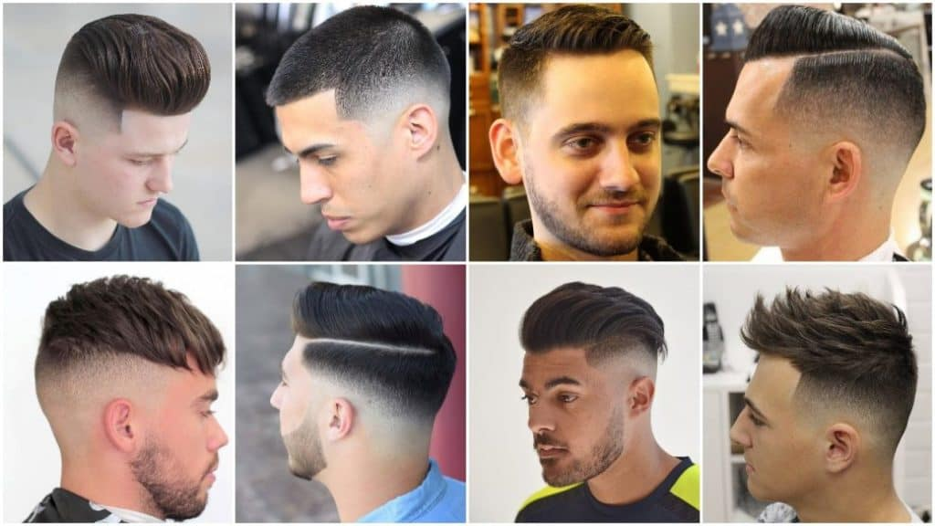 20 Types of Fade Haircuts To Stand Out Bold - Haircuts ...