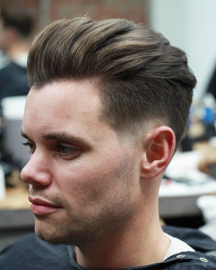 16 Most Impressive Pompadour Hairstyles For Men Haircuts