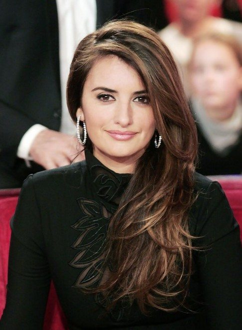 Side Part Hairstyles for Long Hair