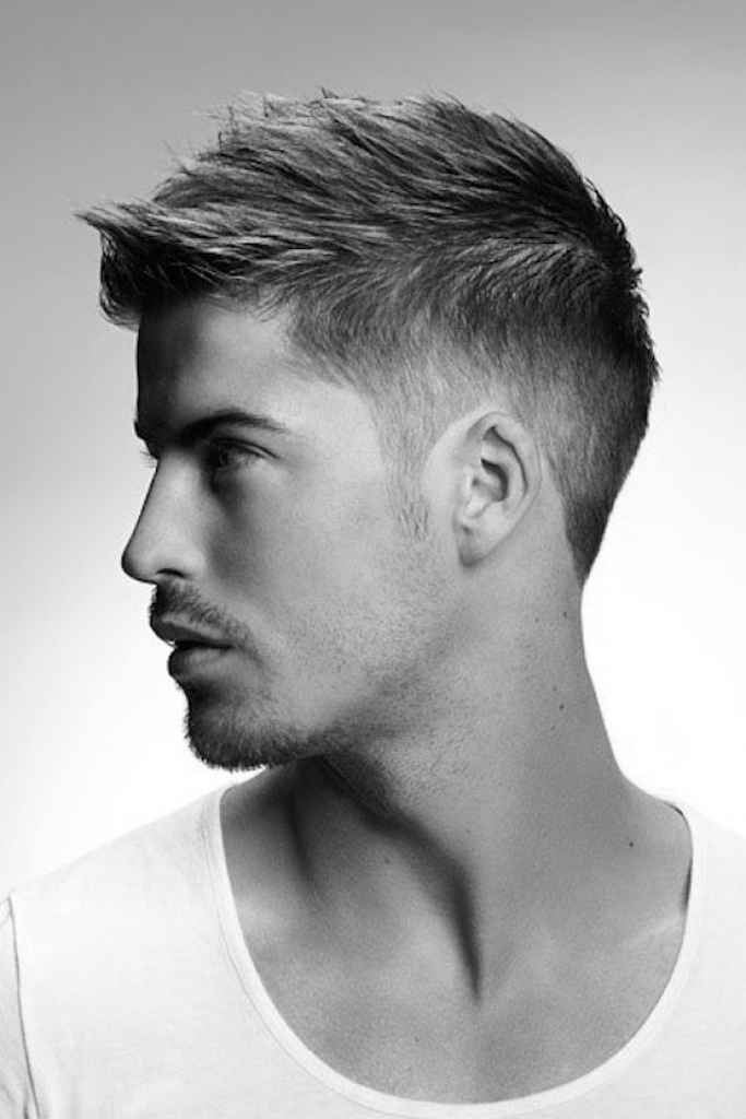 40 Cool And Classy Spiky Hairstyles For Men - Haircuts & Hairstyles 2019