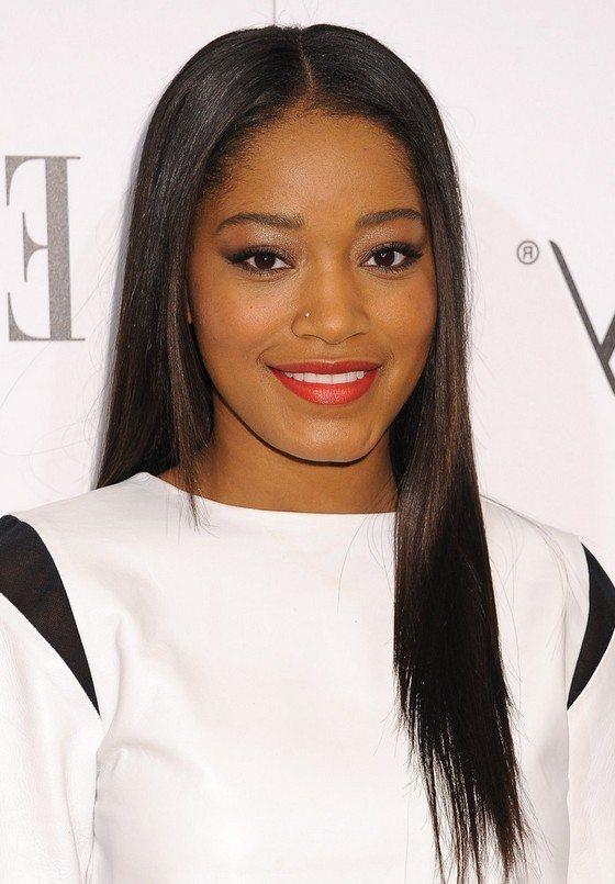 Sleek Hairstyle for Black Women
