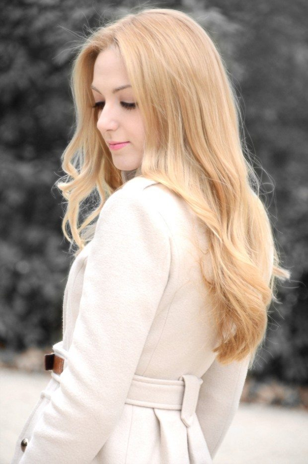 Hairstyle with Long Hair