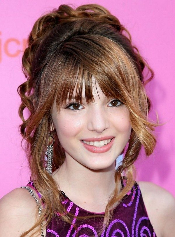 18 Hairstyles For Teenage Girls To Look Charming Haircuts