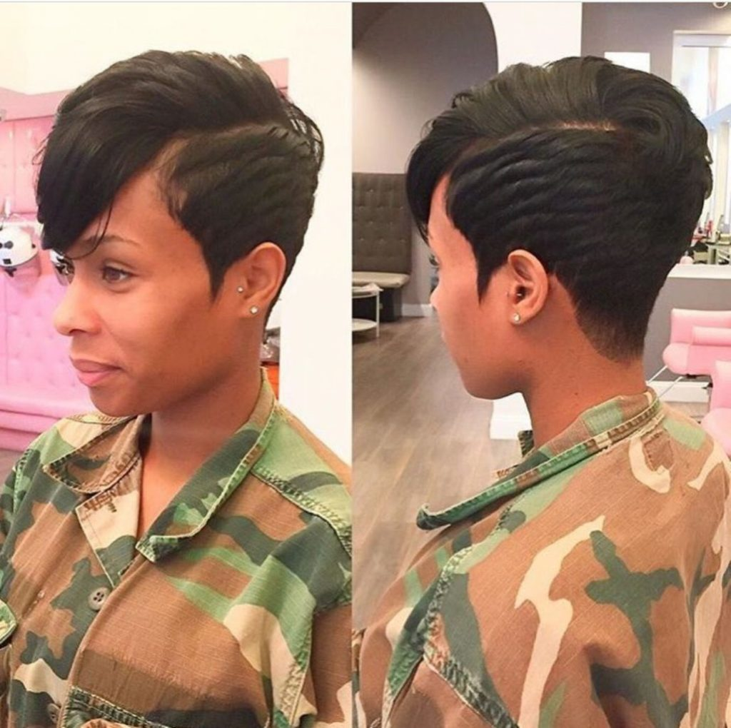 18 Stunning Short Hairstyles For Black Women - Haircuts ...