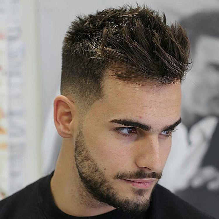 Prime 40 Cool And Classy Spiky Hairstyles For Men Haircuts Schematic Wiring Diagrams Amerangerunnerswayorg
