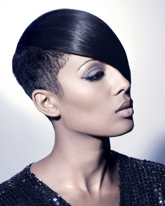 18 Stunning Short Hairstyles For Black Women Haircuts Hairstyles