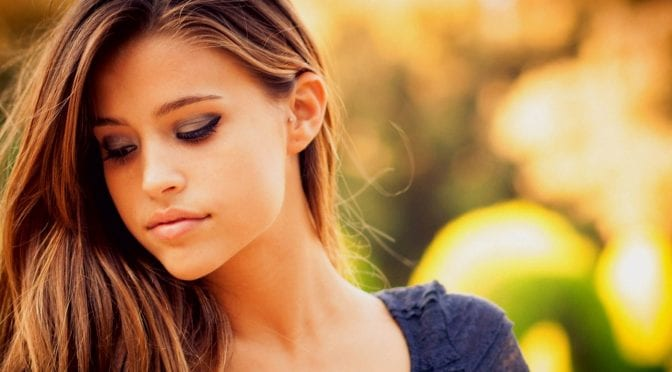 Hairstyle For Teenage Girl