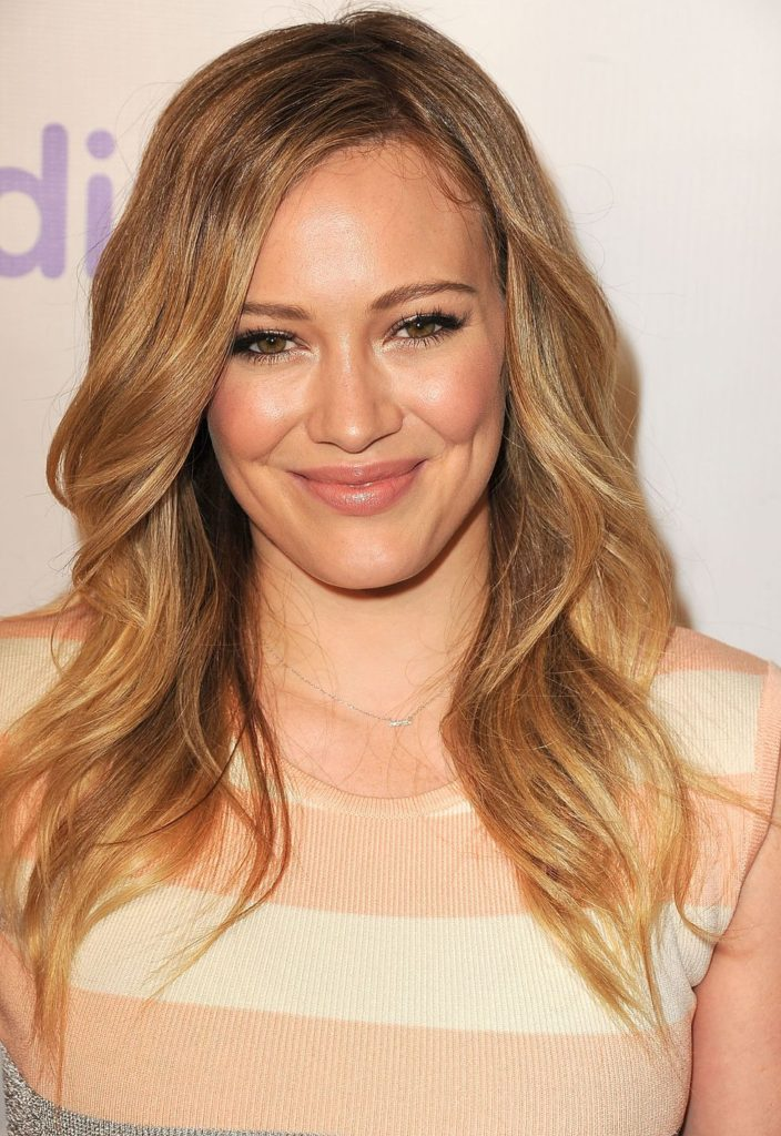 Dark Blonde Hairstyles