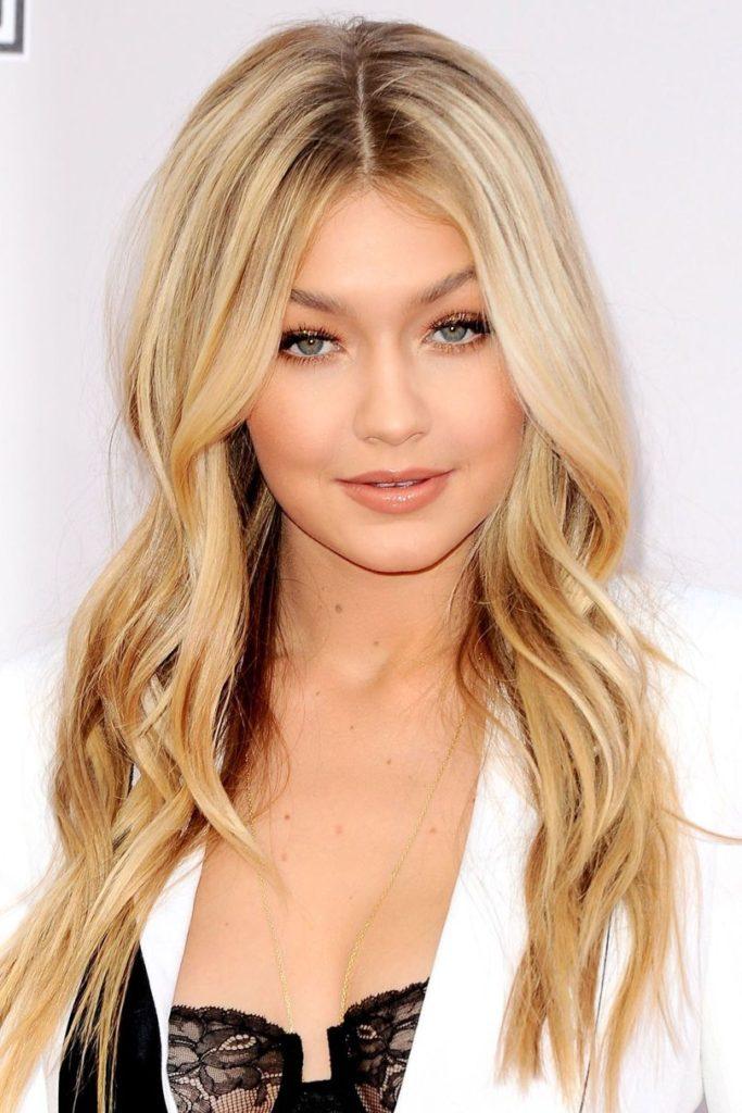 Voluminous Waves Hairstyle