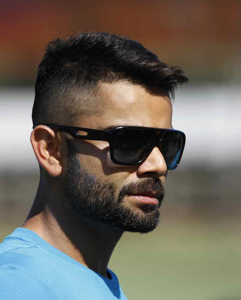 Virat Kohli Hairstyles Stylish And Worth Trying For Every Man