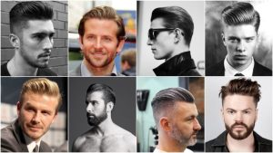 15 Most Attractive Slicked Back Hairstyles for Men