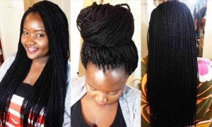 21 Crochet Braids Hairstyles for Dazzling Look
