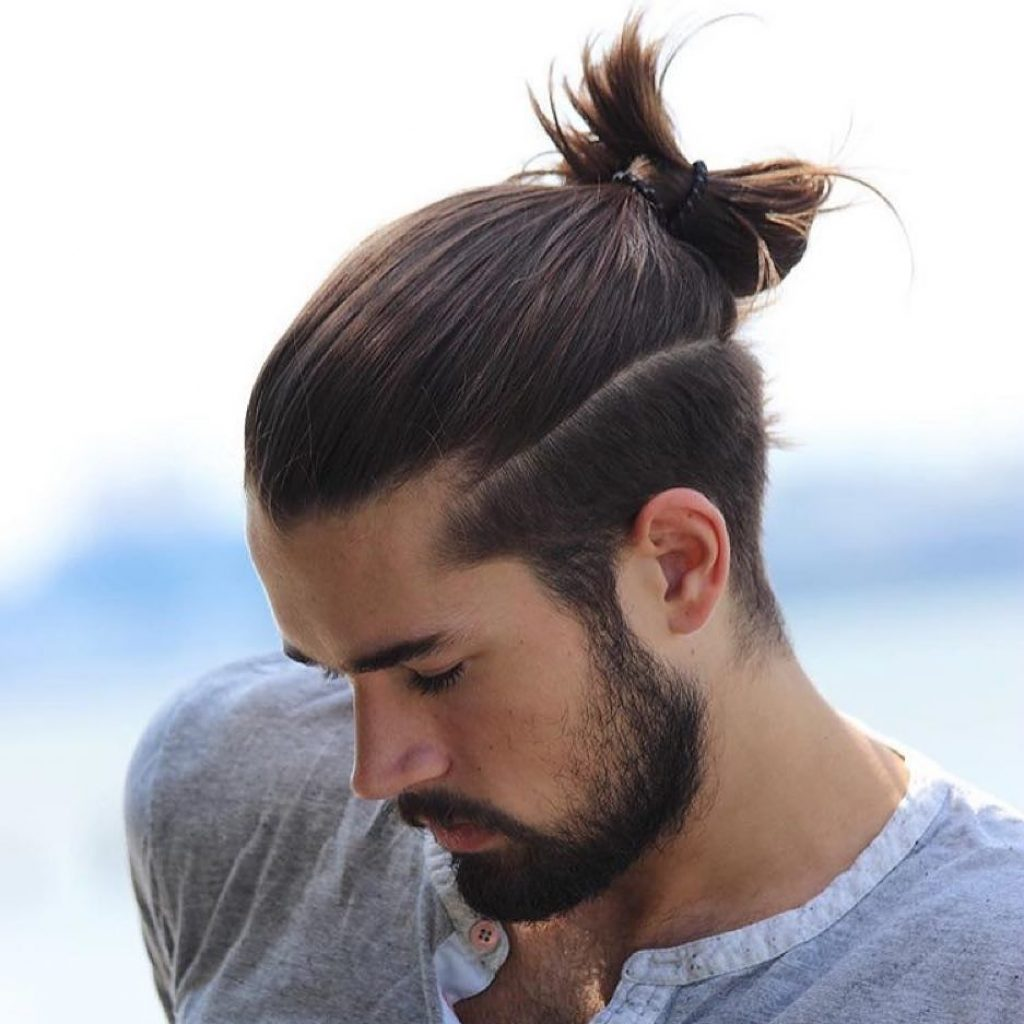 50+ Best Hairstyles for Men , Appear Young Wild and Free