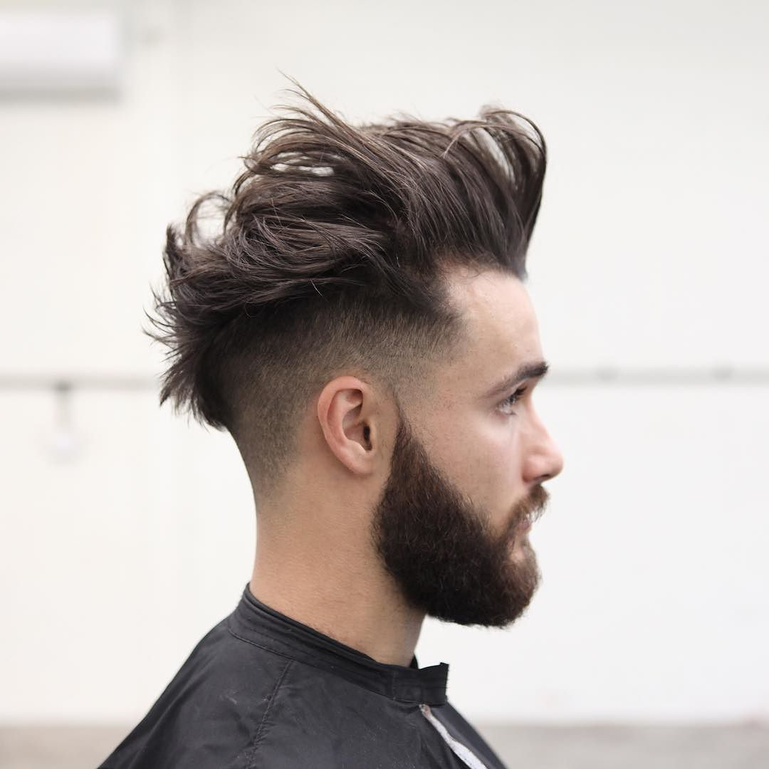 50 Best Hairstyles For Men Appear Young Wild And Free