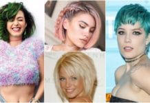 Best Colors for Short Haircuts
