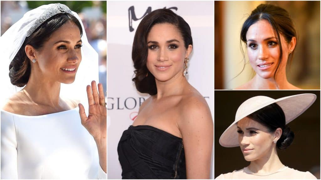 Meghan Markle Haircuts – 25 Royal Hair Look to Copy Now