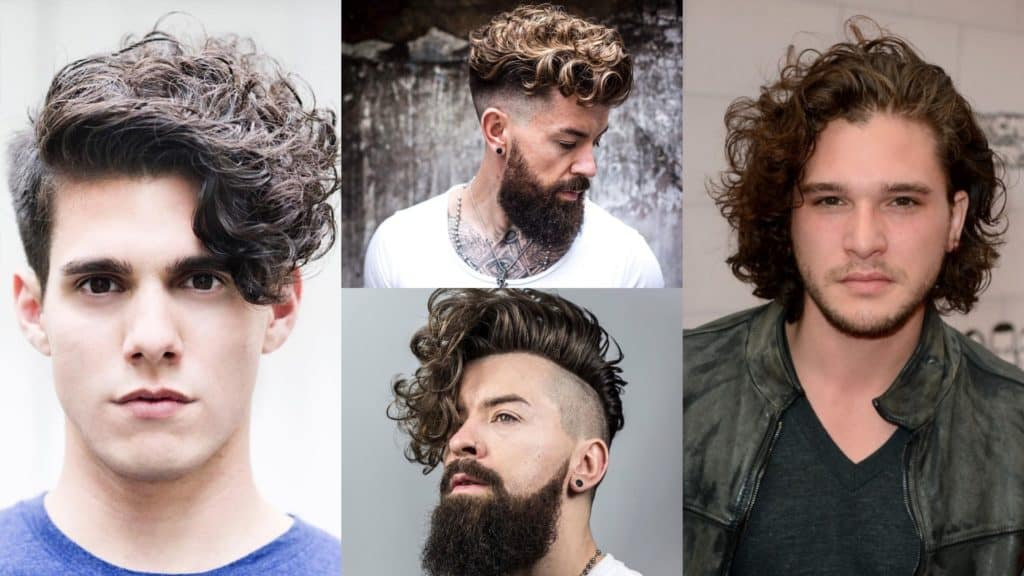 25 Mens Hairstyle for Curly Hair To Look Mesmerizing - Haircuts ...