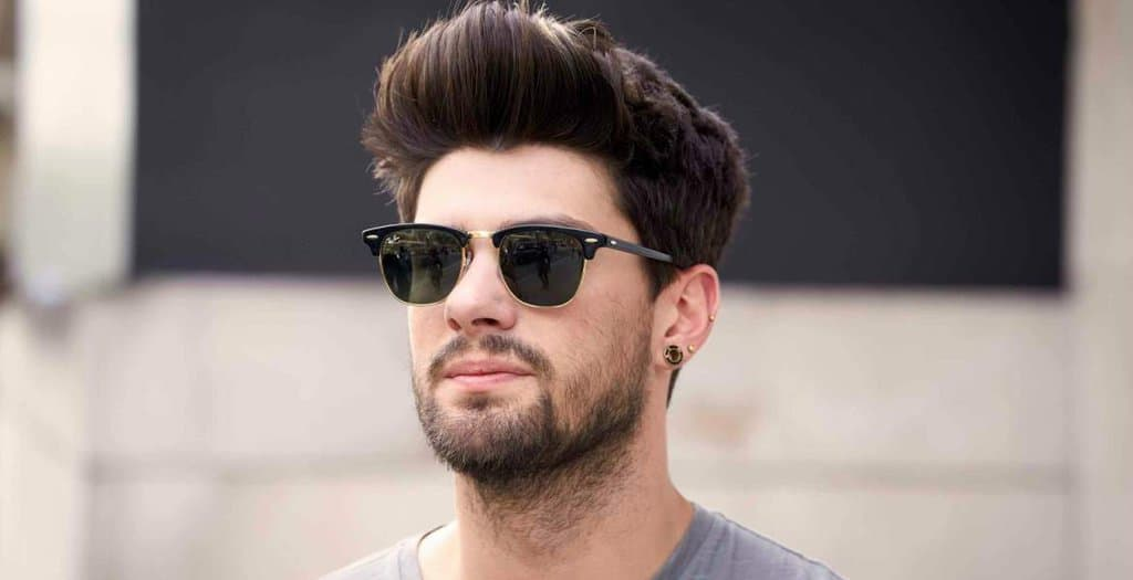22 Men\'s Hairstyles with Glasses to Look Cool and Stylish - Haircuts ...
