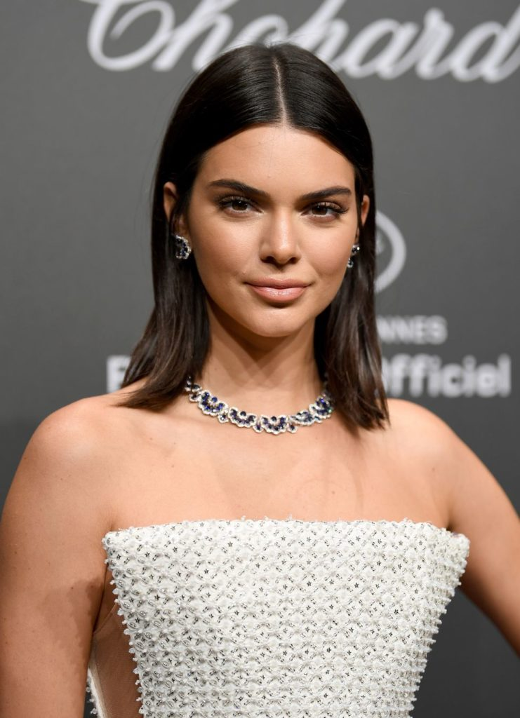 Kendall Jenner Haircut