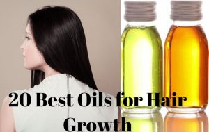 20 Best Oils for Hair Growth – Tips and Remedies for Hair Growth