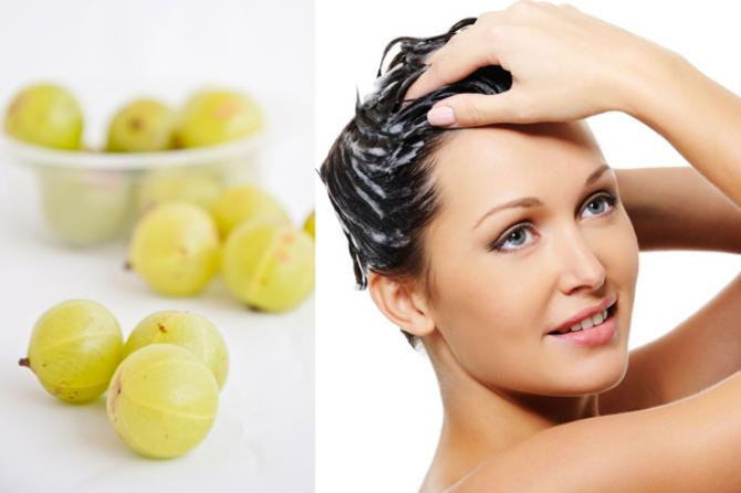 Gooseberry for Hair Growth