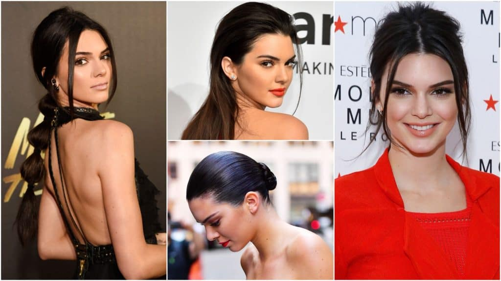 30 Kendall Jenner Hair Looks We Love – Kendall Jenner Haircut Ideas